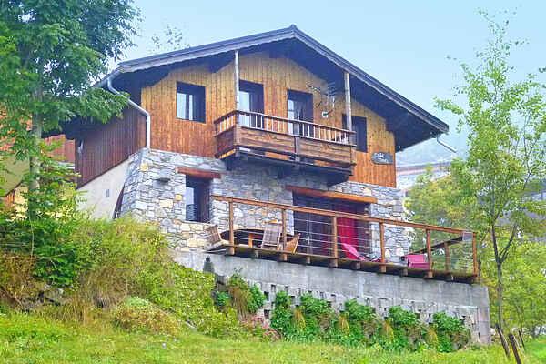 Cottage in Bozel