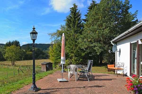 Sommerhus i Hildfeld