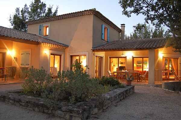 Villa i Saignon