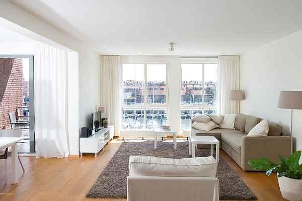 Apartment in Scheveningen