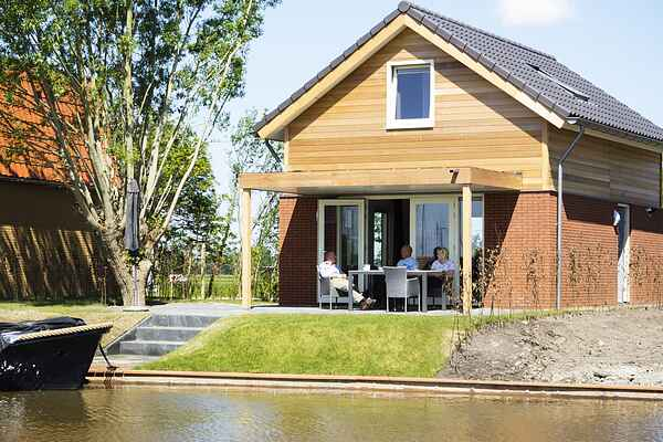 Holiday home in Akkrum