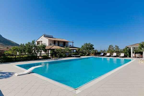 Holiday home in Castellammare del Golfo