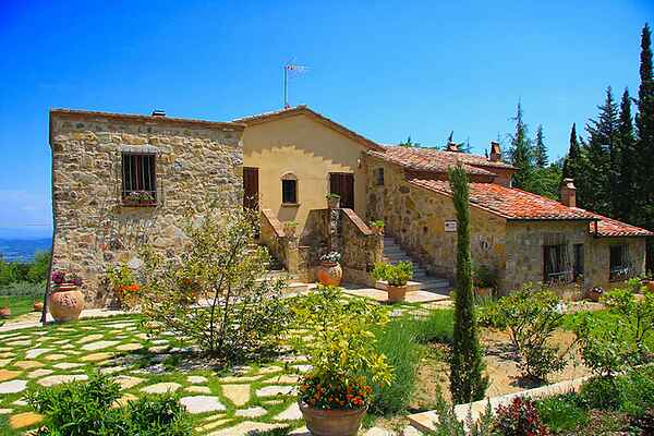 Villa in Cetona