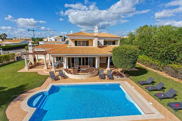 Villa i Quarteira