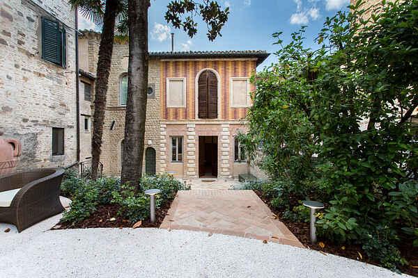 Apartment in San Severino Marche
