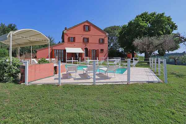 Villa on San Costanzo