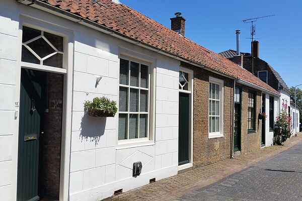 Holiday home in Brouwershaven