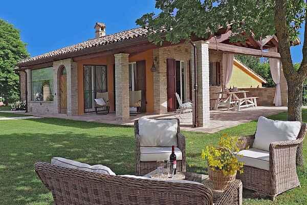 Villa in Fermignano