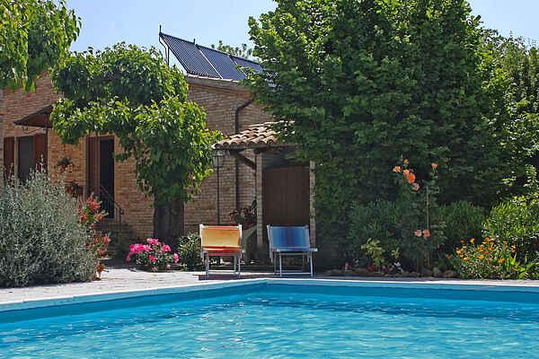 Villa in Pollenza
