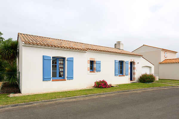 Villa i Saint-Jean-de-Monts