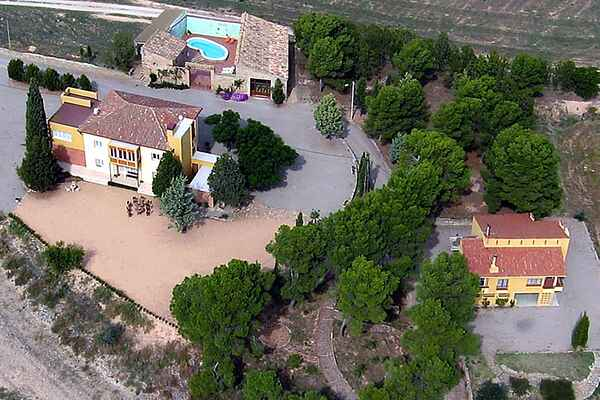 Hytte i Almenara Alta