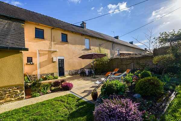 Sommerhus i Langourla