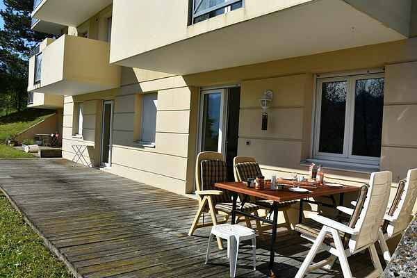 Apartment in Domancy