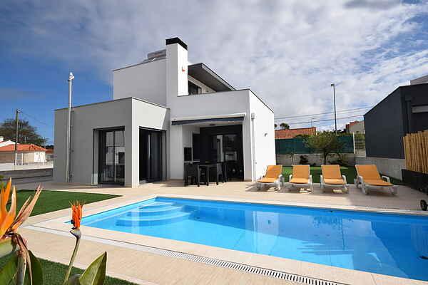 Villa in Foz do Arelho