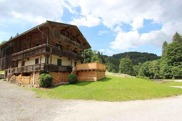 Farm house in Hopfgarten im Brixental