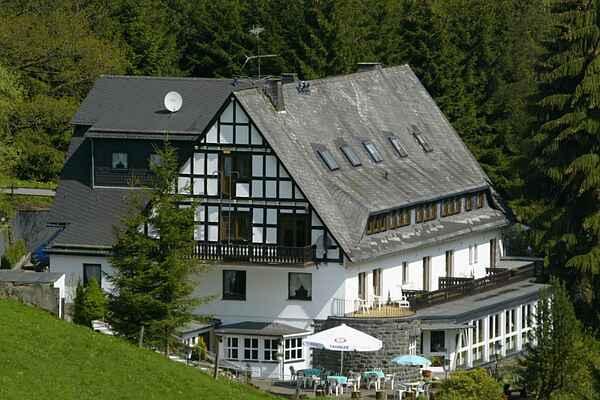 Ferienhaus in Züschen