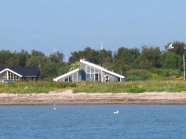 Holiday home in Øer Strand