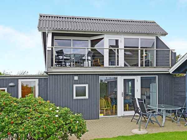 Sommerhus i Bork Havn