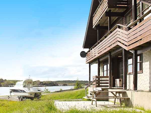 Holiday home in Rødøy Municipality