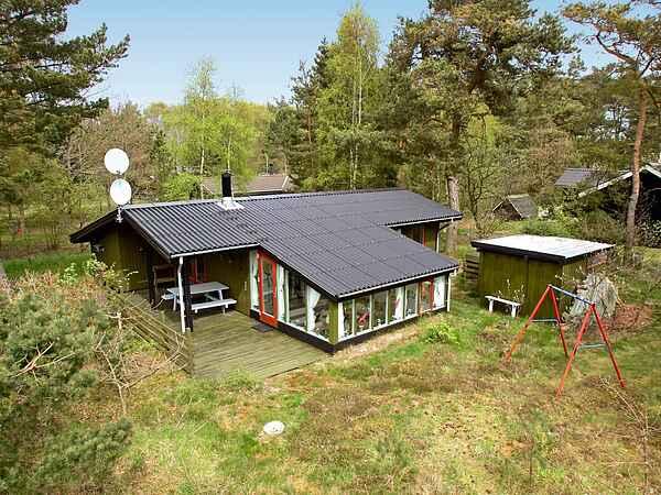 Maison de vacances au Østre Sømark Strand