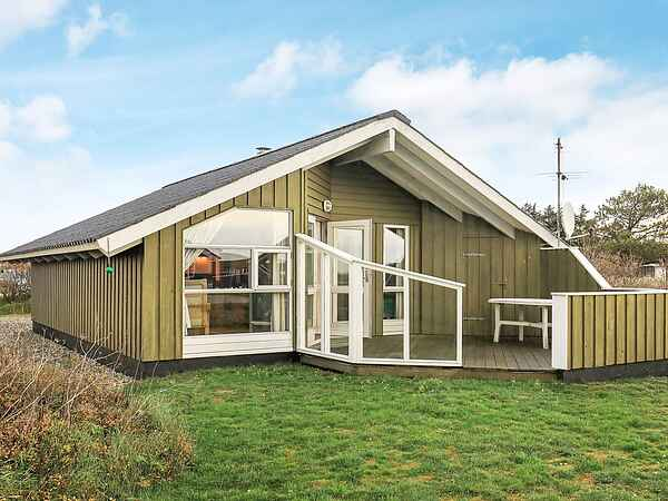 Holiday home in Nr. Lyngvig Strand