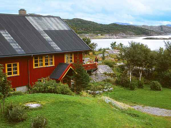 Holiday home in Lauvsnes