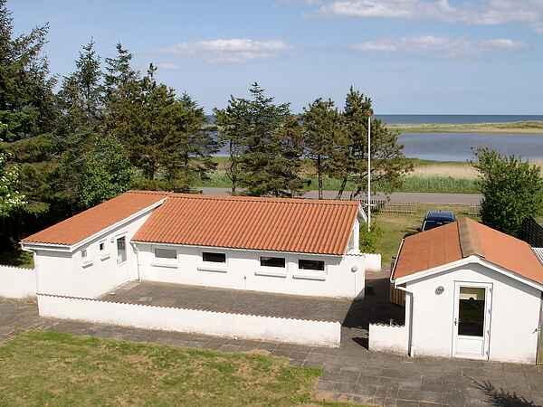 Casa de vacaciones en Hou Strand