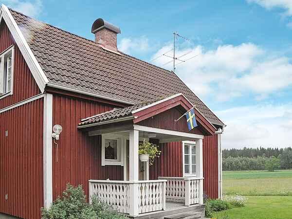 Maison de vacances en Gullspång N