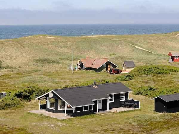 Sommerhus ved Vrist Strand