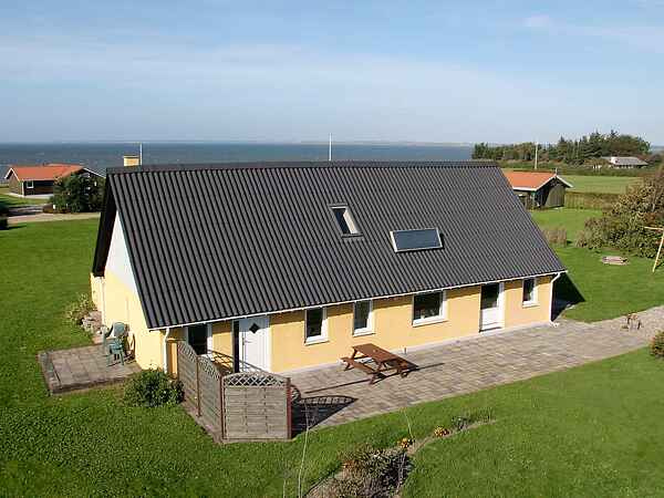 Holiday home in Livbjerggård Strand