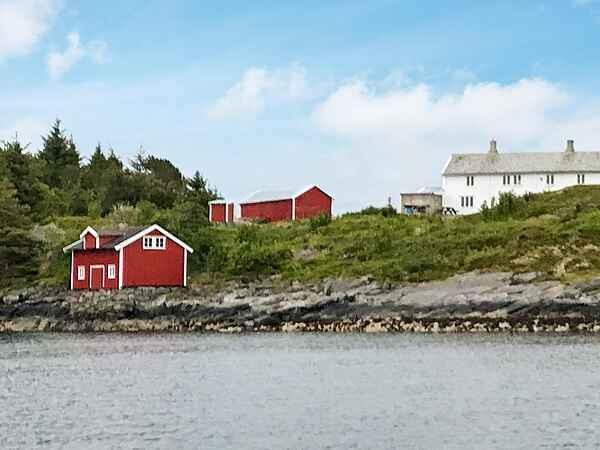 Holiday home in Ersholmen