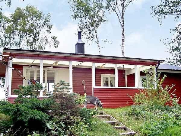 Casa de vacaciones en Halmstad S