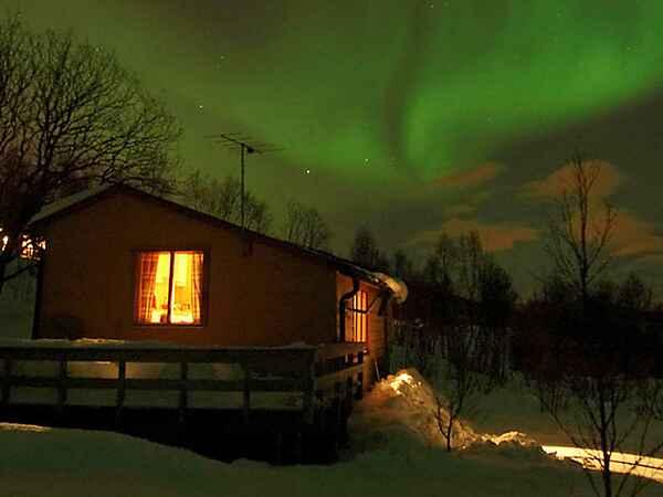 Casa de vacaciones en Tromsø
