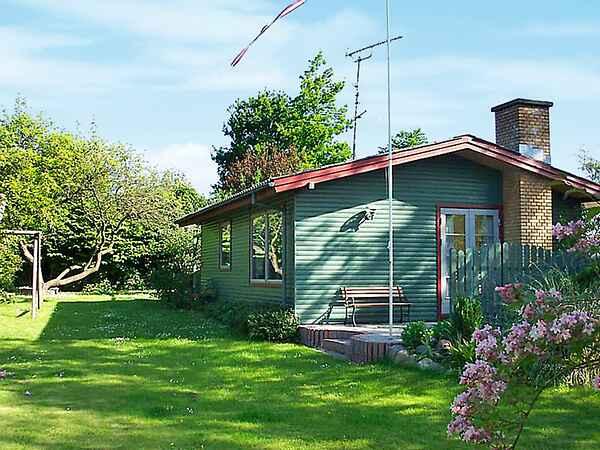 Sommerhus i Asserballeskov