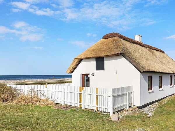 Ferienhaus am Lyngs Strand