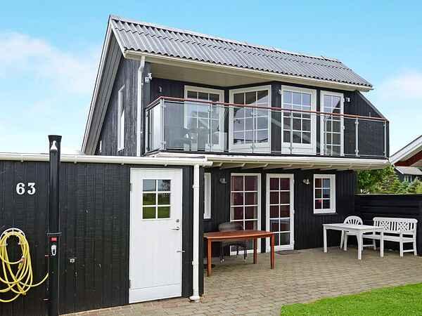 Maison de vacances en Bork Havn
