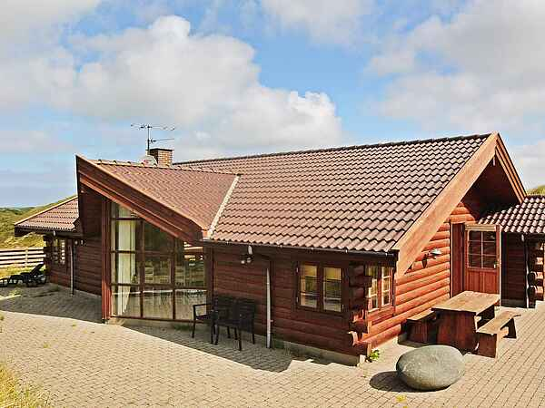 Sommerhus i Lodbjerg Hede