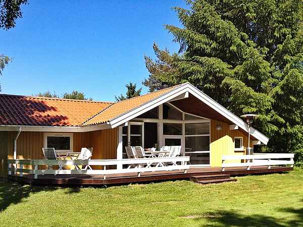 Holiday home in Lovns Strand