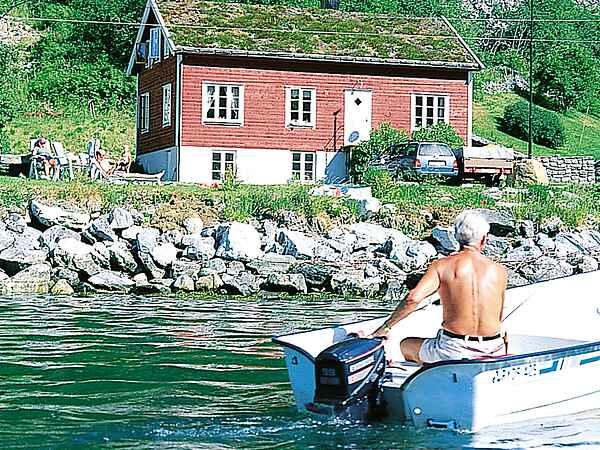 Casa de vacaciones en Geiranger