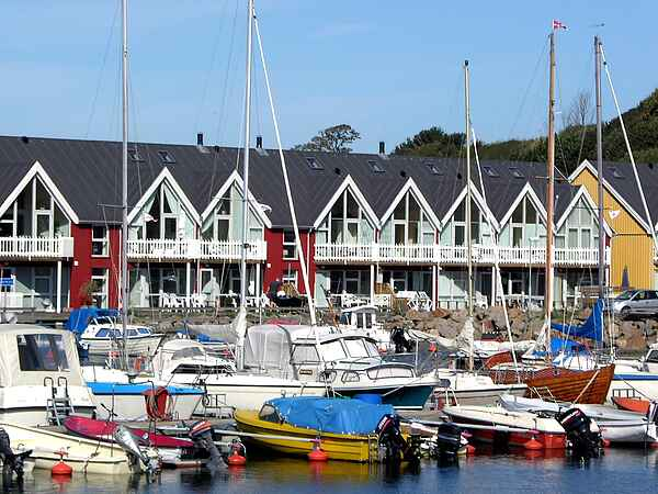 Holiday home in Hasle Marina