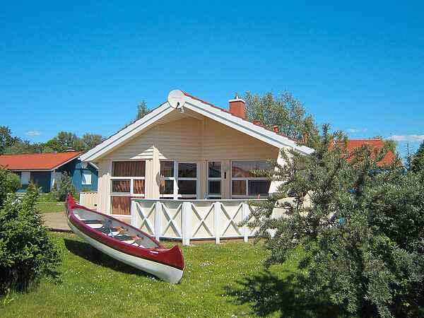 Casa de vacaciones en Norderteil