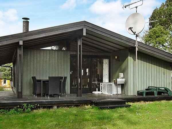 Casa de vacaciones en Hyllingeriis Strand