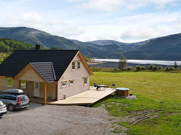 Holiday home in Aarfor