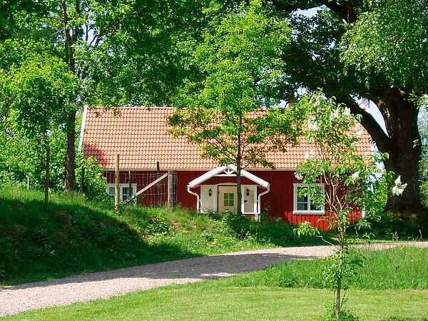 Sommerhus i Svenljunga Ö