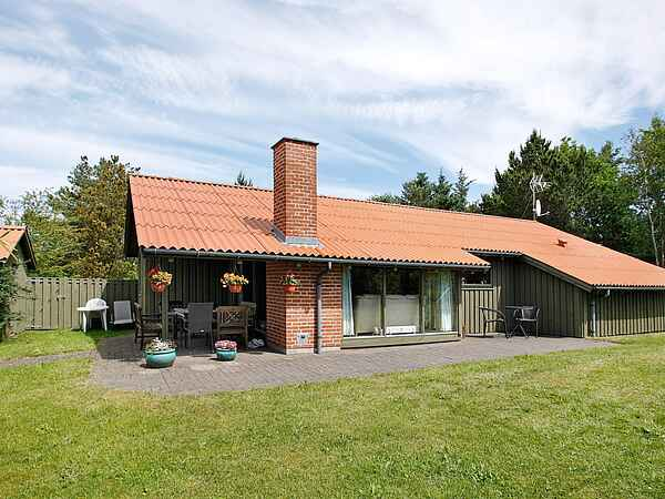 Holiday home in Kollerup Klit