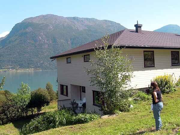 Maison de vacances en Gaupne