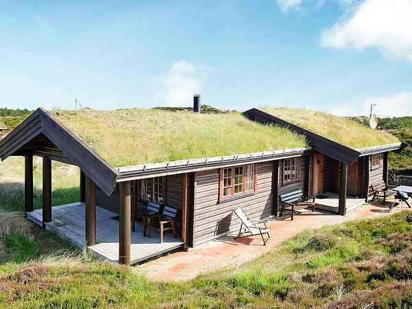 Casa de vacaciones en Grærup Strand