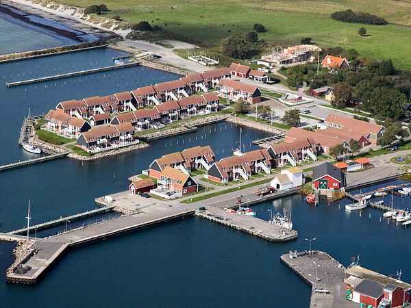 Apartamento en Feriecenter Klinthom Marinapark Møn