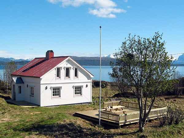 Sommerhus på Senja