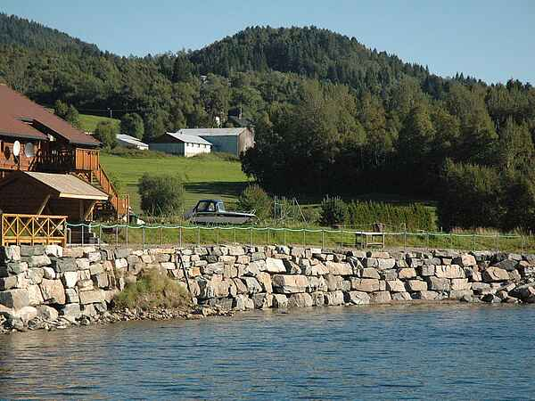 Holiday home in Nesset